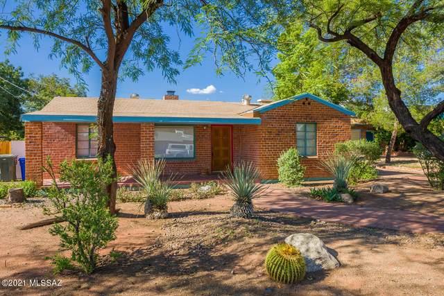 4207 E Kings Road, Tucson, AZ 85711 (#22116768) :: Tucson Real Estate Group