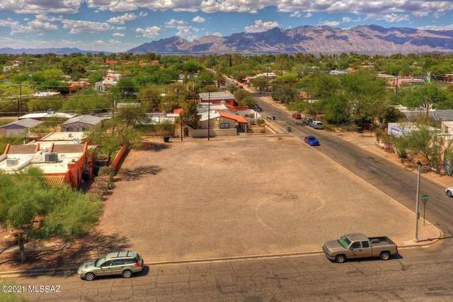 0000 E 7TH  Nw Corner Of 7Th/Norton Street #17, Tucson, AZ 85719 (#22116772) :: Keller Williams