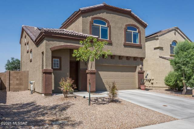 6389 W Yew Pine Way, Tucson, AZ 85743 (#22116777) :: Long Realty - The Vallee Gold Team