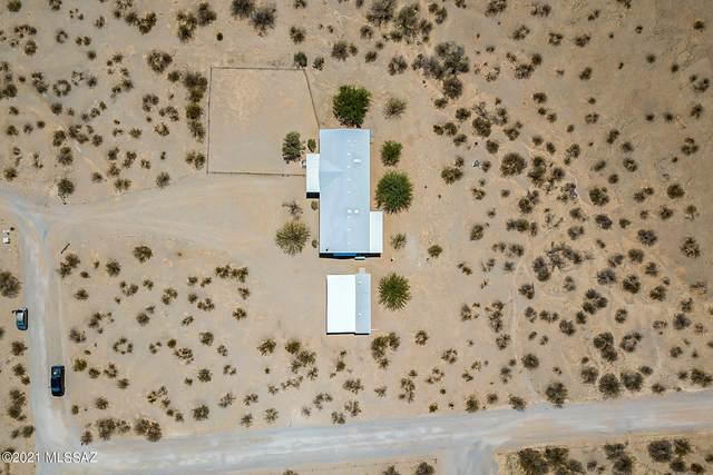 10252 N Fire Crest Place, Marana, AZ 85653 (#22116807) :: Kino Abrams brokered by Tierra Antigua Realty