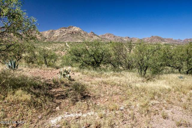 TBD Trujillo Trail, Tubac, AZ 85646 (#22116830) :: Keller Williams