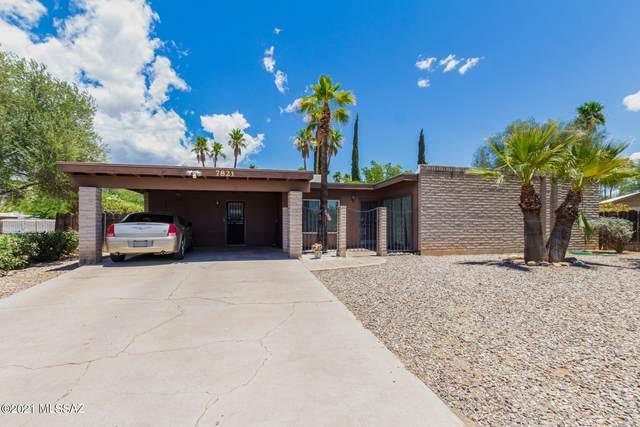 7821 E Clarence Place, Tucson, AZ 85715 (#22116842) :: Tucson Real Estate Group