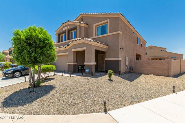 8317 W Canvasback Lane, Tucson, AZ 85757 (#22116852) :: Long Realty - The Vallee Gold Team