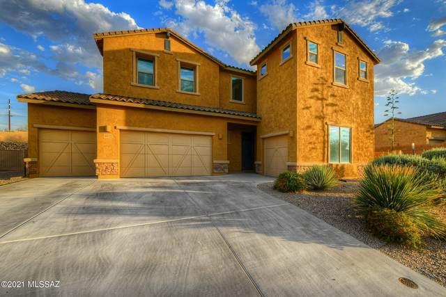 6032 W Yuma Mine Circle, Tucson, AZ 85743 (#22116878) :: Long Realty - The Vallee Gold Team