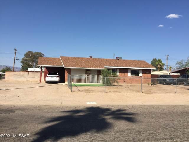 6507 E Calle Herculo, Tucson, AZ 85710 (#22116891) :: Long Realty - The Vallee Gold Team