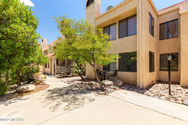 2601 W Broadway Boulevard #443, Tucson, AZ 85745 (MLS #22116915) :: The Property Partners at eXp Realty