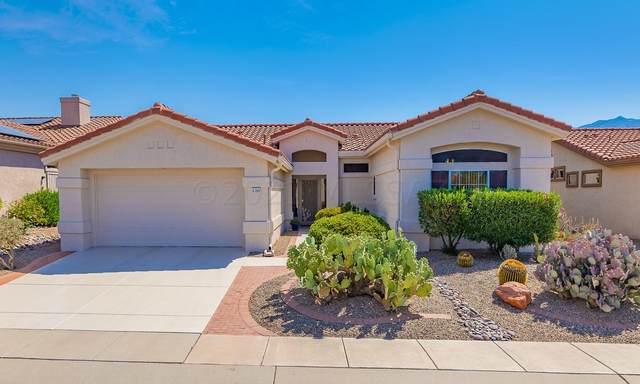 2199 E Buster Mountain Drive, Oro Valley, AZ 85755 (#22116935) :: The Local Real Estate Group   Realty Executives