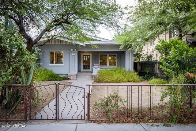 541 E University Boulevard, Tucson, AZ 85705 (#22117003) :: Tucson Real Estate Group