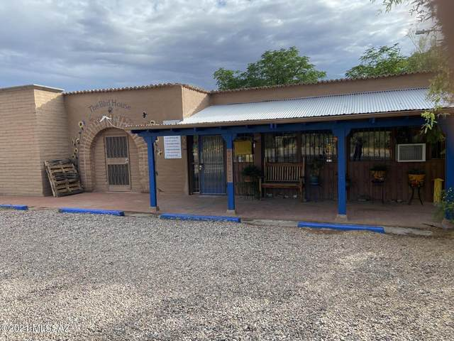4 Tubac Road, Tubac, AZ 85646 (#22117038) :: Gateway Partners International