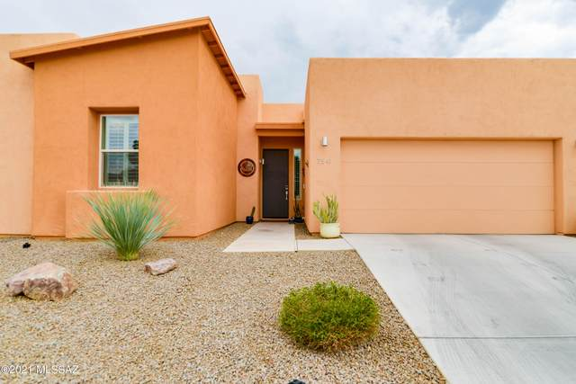 7541 E Bookmark Place, Tucson, AZ 85715 (#22117064) :: Long Realty - The Vallee Gold Team