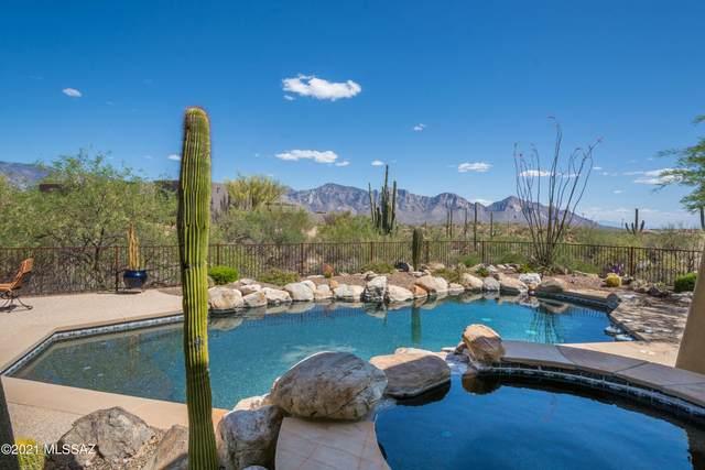 14008 N Honey Tree Place, Oro Valley, AZ 85755 (#22117100) :: Tucson Real Estate Group