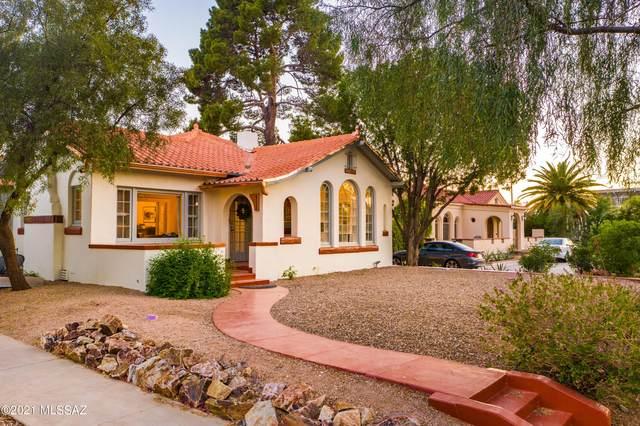 1948 E 5th Street, Tucson, AZ 85719 (#22117119) :: Keller Williams