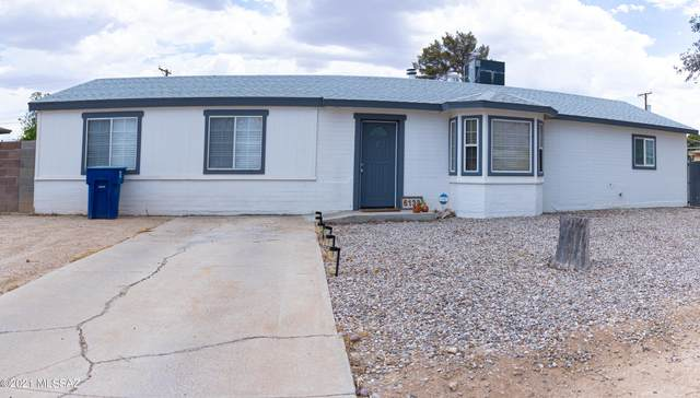 6132 E Juarez Street, Tucson, AZ 85711 (#22117128) :: Gateway Partners International