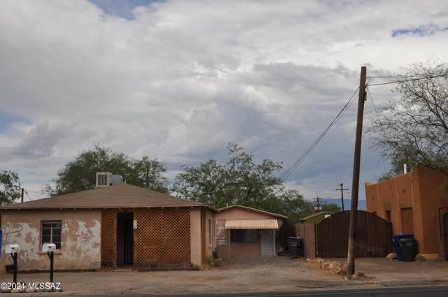 624/628 N Columbus Boulevard, Tucson, AZ 85711 (#22117149) :: Long Realty - The Vallee Gold Team