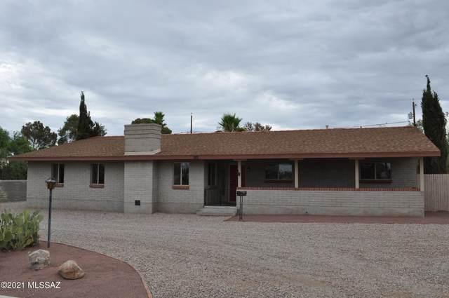 511 S Craycroft Road, Tucson, AZ 85711 (#22117150) :: Gateway Partners International