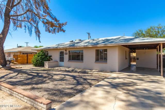 733 E Mcmillan Drive, Tucson, AZ 85719 (#22117154) :: Long Realty - The Vallee Gold Team