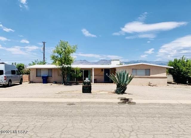 5831 E 7th Street, Tucson, AZ 85711 (#22117164) :: Tucson Real Estate Group