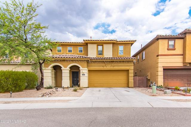 5026 N Homecoming Court, Tucson, AZ 85704 (#22117175) :: Long Realty - The Vallee Gold Team