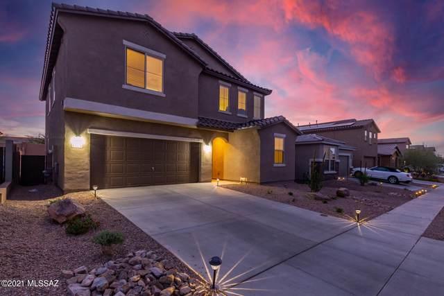 15678 S Camino Oculi, Sahuarita, AZ 85629 (#22117187) :: Tucson Real Estate Group