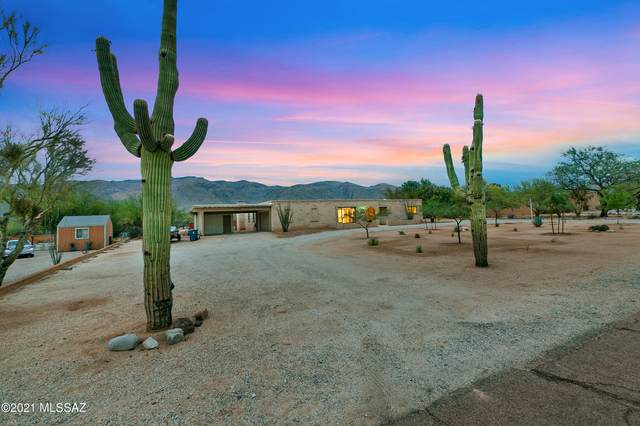 11245 E Limberlost Road, Tucson, AZ 85749 (#22117221) :: Long Realty - The Vallee Gold Team