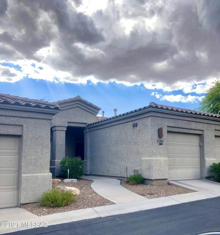 5475 E Forest Park Place #113, Tucson, AZ 85718 (#22117260) :: Kino Abrams brokered by Tierra Antigua Realty