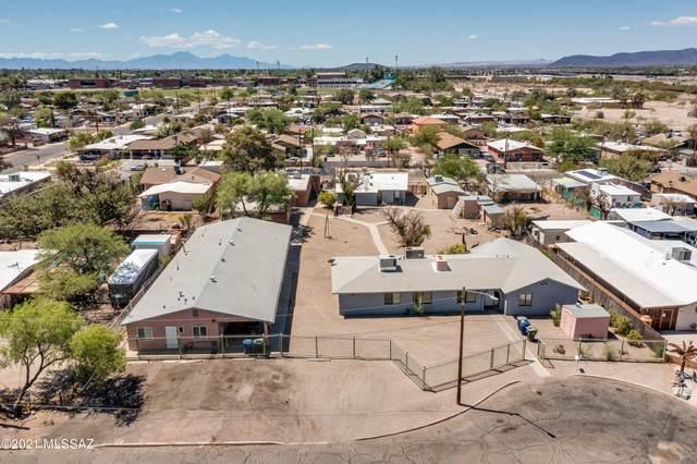 719-731 W 40Th  720-724 W 41st Street, Tucson, AZ 85713 (#22117290) :: Gateway Partners International