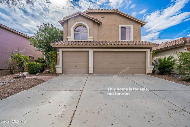13544 N Wide View Drive, Oro Valley, AZ 85755 (#22117324) :: The Local Real Estate Group   Realty Executives