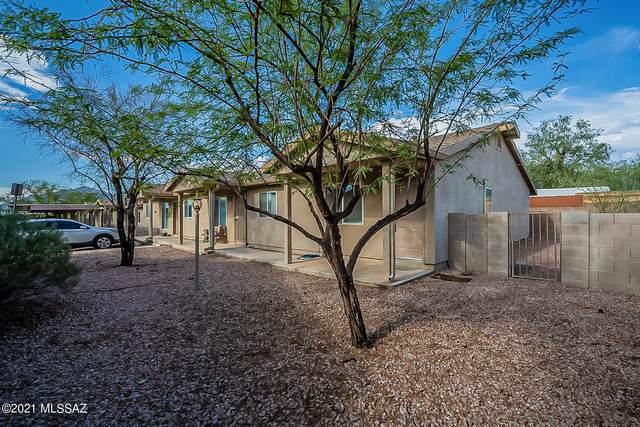 3640 N Mountain Avenue #6, Tucson, AZ 85719 (#22117334) :: Kino Abrams brokered by Tierra Antigua Realty