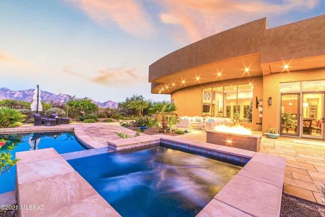 1302 W Twisted Mesquite Place, Oro Valley, AZ 85755 (#22117363) :: Gateway Partners International