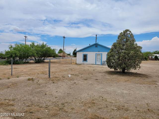 470 S Cochise Avenue, Willcox, AZ 85643 (#22117384) :: Long Realty - The Vallee Gold Team