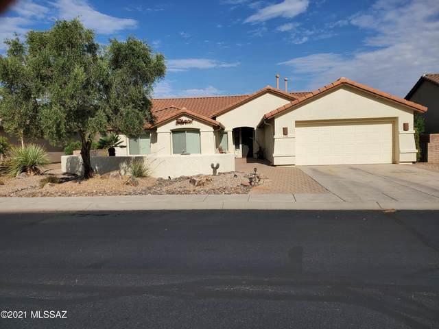 1753 N Laguna Oaks Drive, Green Valley, AZ 85614 (#22117386) :: Gateway Partners International