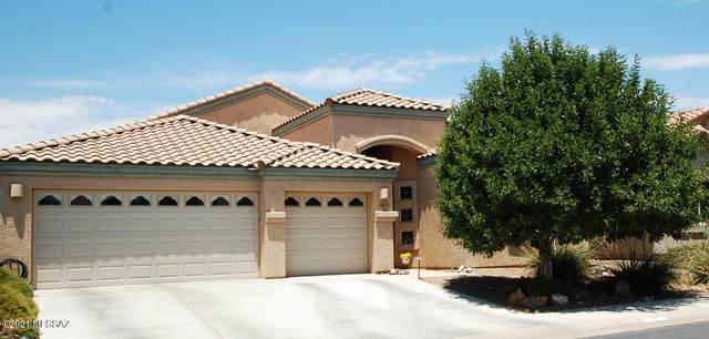 11878 W Ferndown Drive, Marana, AZ 85653 (#22117395) :: Keller Williams