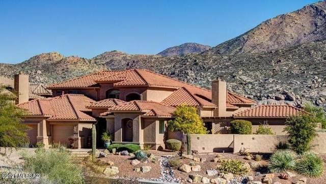 37113 S Desert Sky Lane, Saddlebrooke, AZ 85739 (#22117399) :: Tucson Real Estate Group