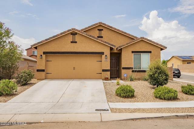 8307 W Screech Owl Drive, Tucson, AZ 85757 (#22117409) :: Long Realty - The Vallee Gold Team