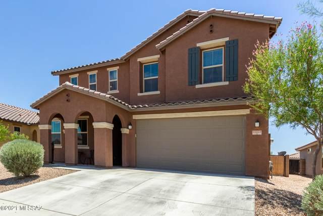 11669 W Boll Bloom Drive, Marana, AZ 85653 (#22117413) :: Gateway Partners International