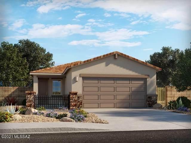 10677 W Dickerson Drive, Marana, AZ 85653 (#22117426) :: Tucson Property Executives