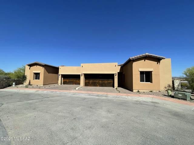 1721 E Vico Bella Luna, Tucson, AZ 85737 (#22117427) :: Kino Abrams brokered by Tierra Antigua Realty