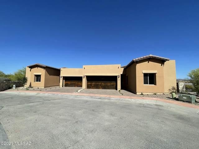 1745 E Vico Bella Luna, Tucson, AZ 85737 (#22117429) :: Keller Williams