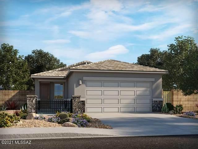 10665 W Dickerson Drive, Marana, AZ 85653 (#22117434) :: Tucson Property Executives