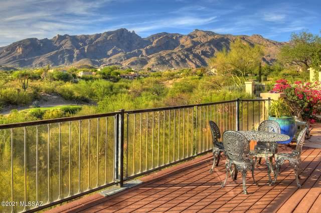 5958 N Via Del Chiquiri, Tucson, AZ 85718 (#22117446) :: Tucson Real Estate Group