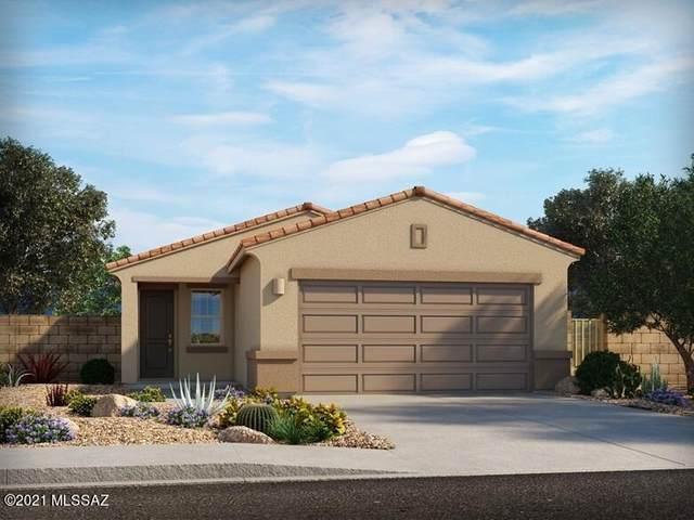 10695 W Dickerson Drive, Marana, AZ 85653 (#22117448) :: The Local Real Estate Group | Realty Executives