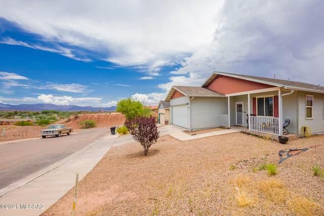 246 N Shupe Drive, Benson, AZ 85602 (MLS #22117476) :: My Home Group