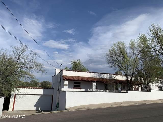 510 N Macnab Drive, Nogales, AZ 85621 (#22117505) :: Long Realty - The Vallee Gold Team