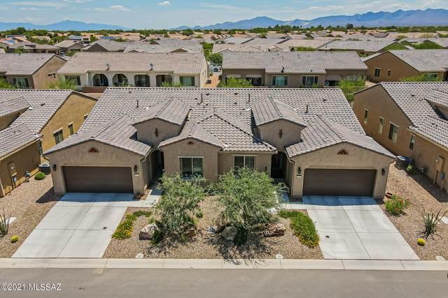 1148 N Broken Hills Drive, Green Valley, AZ 85614 (#22117528) :: Keller Williams