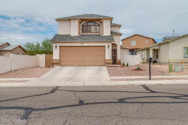 7424 S Bolingbroke Avenue, Tucson, AZ 85746 (#22117547) :: Tucson Real Estate Group