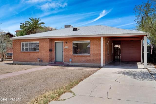 4748 E 10Th Street, Tucson, AZ 85711 (#22117593) :: Gateway Partners International