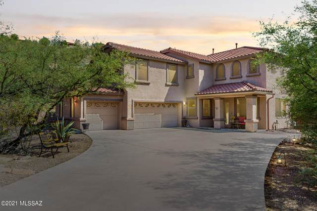 7758 E Black Crest Place, Tucson, AZ 85750 (#22117601) :: The Local Real Estate Group   Realty Executives