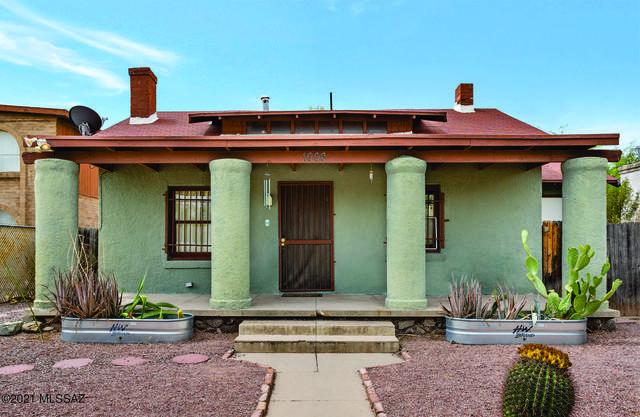 1008 E 12th Street, Tucson, AZ 85719 (#22117604) :: Long Realty - The Vallee Gold Team