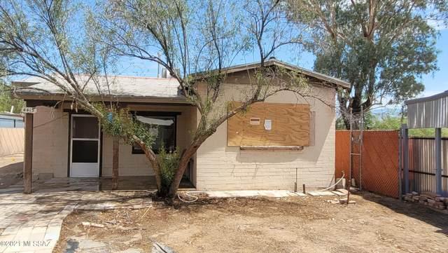 4413 E 4Th Street, Tucson, AZ 85711 (#22117605) :: Long Realty - The Vallee Gold Team