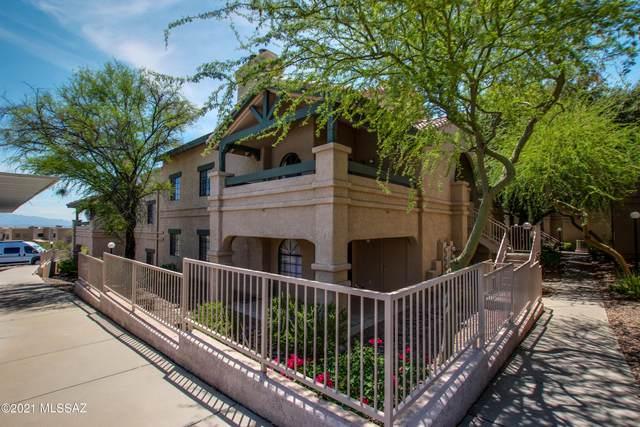 101 S Players Club Drive #19203, Tucson, AZ 85745 (#22117609) :: Kino Abrams brokered by Tierra Antigua Realty